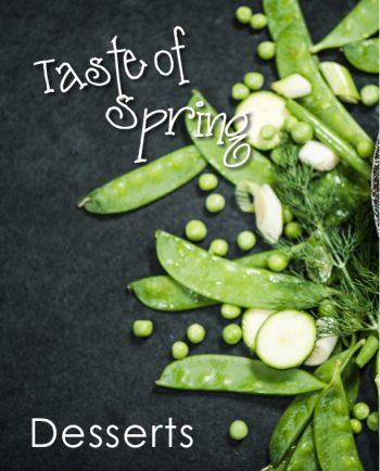 HofS - Spring Desserts